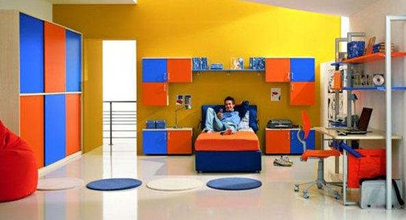 Designing Kids Dream Room