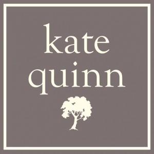 kate quinn logo