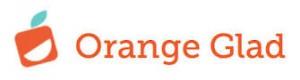 orange glad