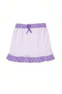 Lilac Ruffle Skirt KQO