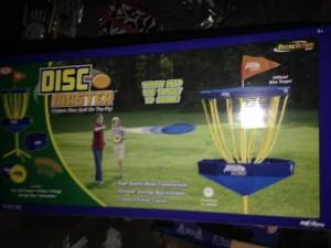 ideal disc golf