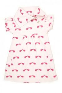 kate quinn short sleeve loungue dress elephant