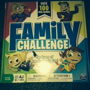 family game night 2