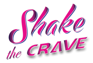 shake the crave logo